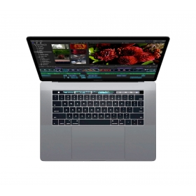 "APPLE MACBOOK PRO 15"" TOUCHBAR MLW72TU/A i7 2.6GHZ 256GB SILVER"