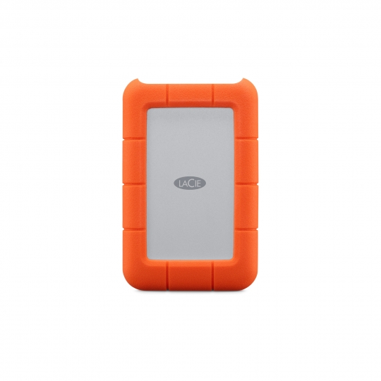 LaCie USB-C Rugged 1TB Harddisk