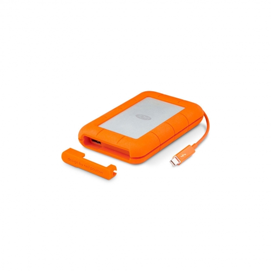 LaCie Rugged 500GB SSD Thunderbolt Harddisk