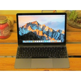 "2. EL MACBOOK 12"" EARLY 2015 CORE M 1.1GHZ 256GB SPACE GREY"
