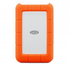 LaCie Rugged 4TB Thunderbolt ve USB-C Harddisk